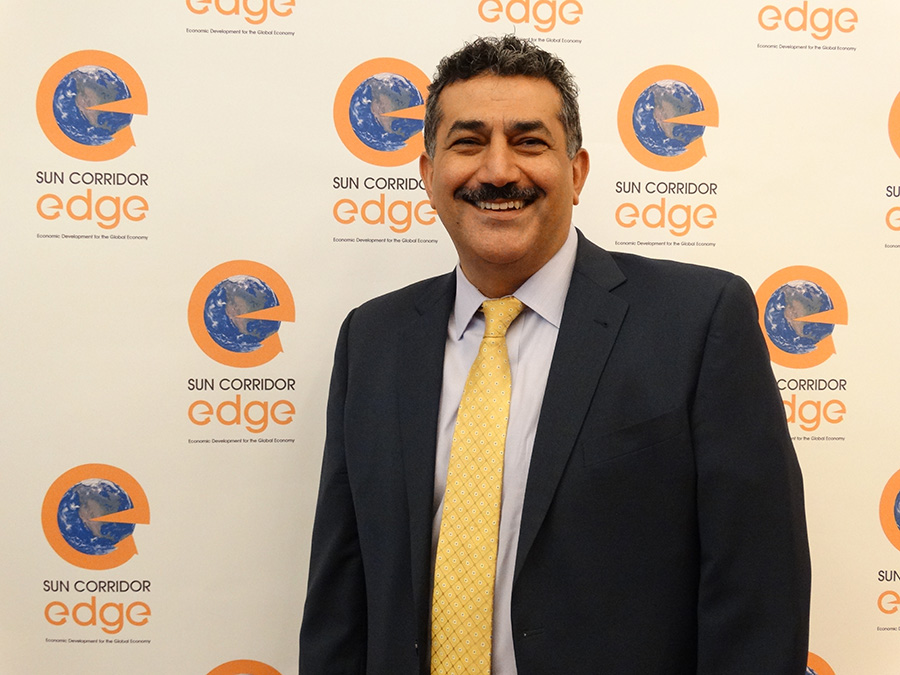 Pima Association of Governments Executive Director, Farhad Moghimi
