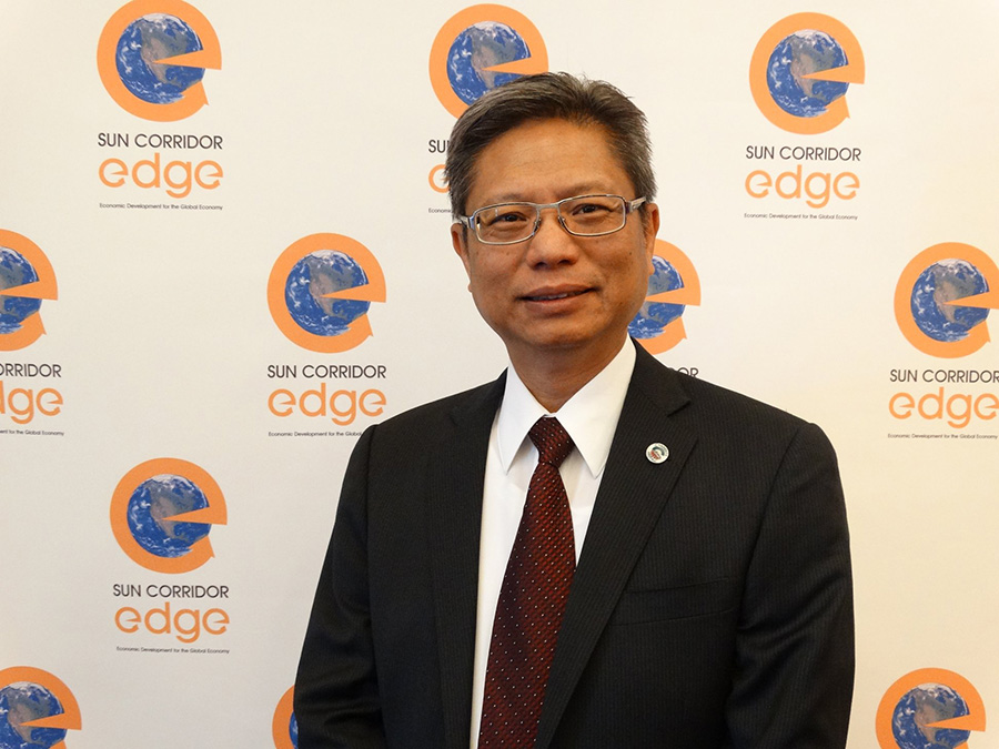 Sam Huang, Councilman, City of Chandler