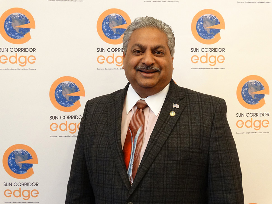 Mayor Satish Hiremath, Town of Oro Valley, RTA Board Chair